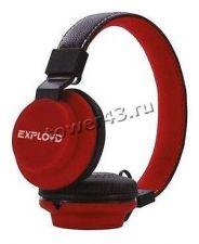 Наушники+микрофон Exployd EX-HP-911 накладные, шнур 1.2м Купить