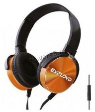 Наушники+микрофон Exployd EX-HP-917 накладные, шнур 1.2м Купить
