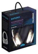 Наушники+микрофон Exployd EX-HP-930/931 накладные, шнур 1.2м Цена