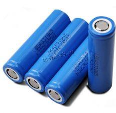 Аккумулятор 18650 3.7V, 2200mAh LG LGDAS31865 без топа, без защиты (из нового АКБ ноутбука) Купить