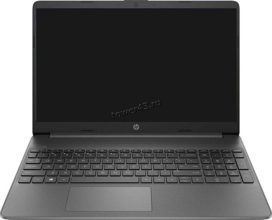 "Ноутбук 15.6"" HP FullHD IPS 15s-fq1081ur 2яд/4пт Core i3-1005G1 1.2-3.4GHz /8Gb /SSD256Gb /UHD /DOS"