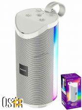Мобильная колонка-плеер BOROFONE BR5 Adventure 10Вт Bluetooth 5.0 /USB /MicroSD /AUX /RGB подсветка Купить