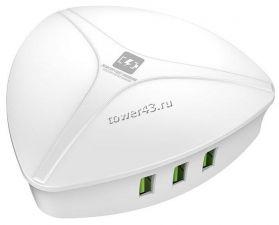 Сетевая зарядная станция LDNIO A6801 на 6 USB портов/ QC 3.0/ Выход: 5V_9V_12V, 40W Купить