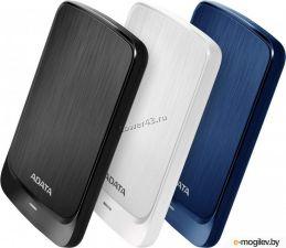 """Внешний накопитель 1Tb A-DATA HV320 SLIM 2.5"""" USB3.0, датчик ударов Retail Купить"""