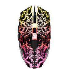Мышь Defender Prototype GM-670L подсветка 6кн. (игровая) (чёрный) 800-2400dpi Купить
