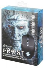 Мышь Oklick 955G FROST 6кн. игровая, 3200dpi, RGB посветка, USB Вятские Поляны