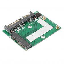 """Конвертор mSATA SSD -> 2.5"""" SATA3 Купить"""