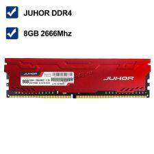 Память DDR4 8Gb (pc4-21300) 2666MHz JUHOR c радиатором Rеtail Купить