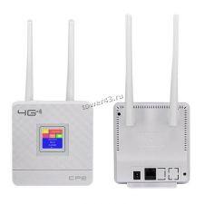 Маршрутизатор (роутер) беспроводной KuWFi CPF903, WiFi, 150Мб/с, 3G/4G-модем, 2 антенны Купить