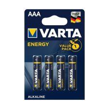 Батарейка  ААА алкалиновая VARTA ENERGY Купить