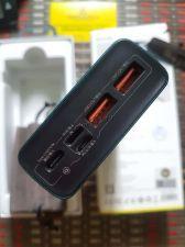 Внешний мобильный аккумулятор Baseus Adaman 20000mAh, дисплей, 22,5Вт, подд. быстрой зарядки, металл Цена
