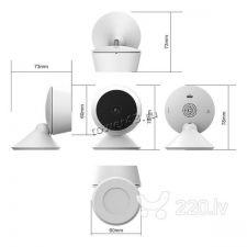 IP камера LaxiHub M1 Indoor Mini WiFi, 1080р, детект.движ, двух.голос.связь, ночн видение, microSD Цена