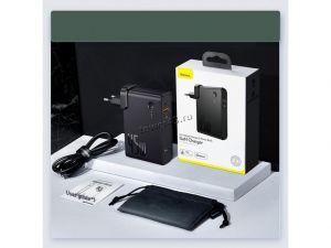Сетевое зарядное устройство BASEUS 220В -> USB+PD+QC3 45Вт +повербанк 10000mAh Цены