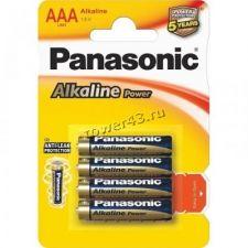 Батарейка  ААА алкалиновая PANASONIC Купить