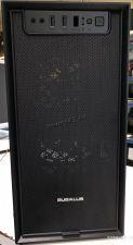 Корпус MidiTower BUBALUS ATX USB+Audio black, без блока питан, прозрач.бок, уценка (мех.повреждения) Купить