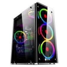 Компьютер FunHouse 8яд AMD A9-A9820 2.35GHz /R7 RX350 /8Гб / SSD120Гб /GLAN /DSUB /DVI /400Вт Купить