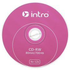 Диск CD-RW VS 700Mb 4-12x Купить