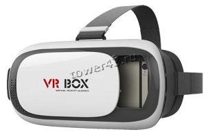 Очки виртуальной реальности VR Box с блютуз пультом для смартфонов Купить