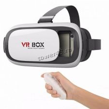 Очки виртуальной реальности VR Box с блютуз пультом для смартфонов Цены