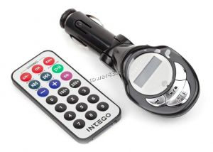 FM-модулятор в прикуриватель, слот карты SD, USB, microSD +пульт ДУ в подарок Сколько стоит