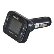 FM-модулятор в прикуриватель, слот карты SD, USB, microSD +пульт ДУ в подарок Купить