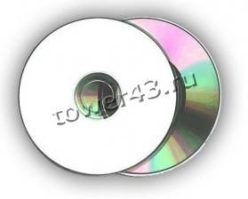Диск DVD-R 16x 4.7Gb CMC printable Купить
