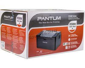 Принтер лазерный Pantum 2500W (A4, USB 2.0, WiFi) Цена
