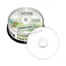 Диск DVD+R 16x 4.7Gb Mirex Купить