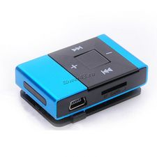 Флэш-плейер MP3 Qumo Active Cool Black Купить