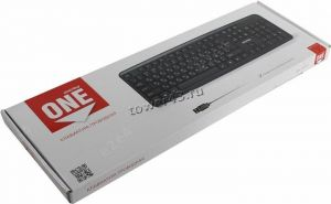 Клавиатура Smartbuy SBK-112 ONE черная USB Цена