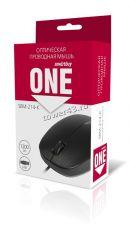Мышь Smartbuy 214 (SBM-214-K) USB черная 1200dpi Купить