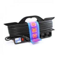 Сетевой фильтр 30м на рамке PowerCube 16А/3,5 кВт, 5р с/з, с вык., 1,00 мм2 Купить