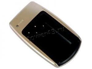 Сетевое зарядное устройство 220В AcmePower AP-CH-CP01 для зарядки плоских АКБ для видеокамер Купить