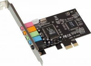 Звуковая карта CMI8738 6-канальная PCI-E Купить