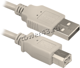 Кабель USB 2.0 5м Купить