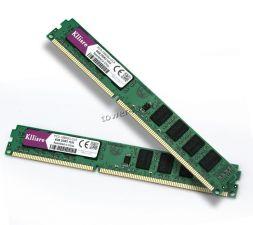 Память DDR3 4Gb (pc-12800) 1600MHz Kllisre (чипы NANYA/SEC) Retail Купить