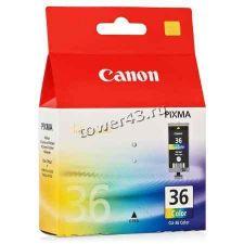 Картридж Canon CLI-36 цветной оригинальный для Pixma MINI260 (четырехцветный) Купить