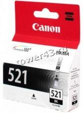 Картридж Canon CLI-521BK черный оригинальный для Pixma ip3600/4600 /MP540/620/630/980 Купить