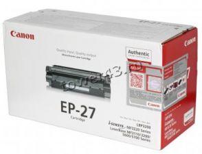 Картридж Canon EP-27/26  для Canon 3200 / MF3110 /MF3228 оригинальный Купить