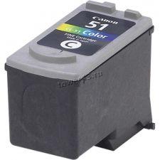 Картридж Canon CL-51 цветной неоригинальный (уценка) 24мл Купить