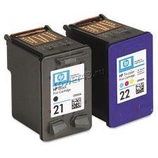 Картридж HP 22 цветной неоригинальный (уценка) 21мл Купить