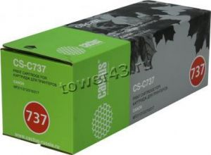 Картридж Canon 737 для МFP211/231 2.5к, неоригинальный Купить