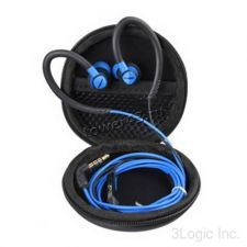 Наушники+микрофон Enermax EAE01-R EARPHONE01 вставки, DreamBASS, спортивные, громкие, силикон,футляр Купить