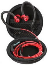 Наушники+микрофон Enermax EAE01-R EARPHONE01 вставки, DreamBASS, спортивные, громкие, силикон,футляр Цена
