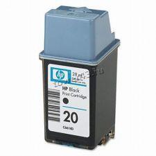 Картридж №20 HP С6614A для HP DeskJet 610C/630C/640C черный неоригинальный Купить