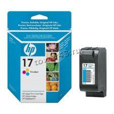 Картридж №17 HP С6625AE для HP DeskJet 840 цветной оригинальный Купить