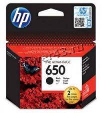 Картридж №650 для принтеров HP DJ  IA 2515/2516, черный, 360стр (HP-CZ101AE) оригинальный Купить