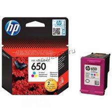 Картридж №650 для принтеров HP DJ  IA 2515/2516, трехцветный, 200 стр (HP-CZ102AE) оригинальный Купить