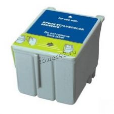 Картридж T020401 (цветной) для Epson Stylus 880 неоригинальный оем Купить