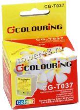 Картридж T037040 (цветной) для Epson Stylus C42 неоригинальный* Купить